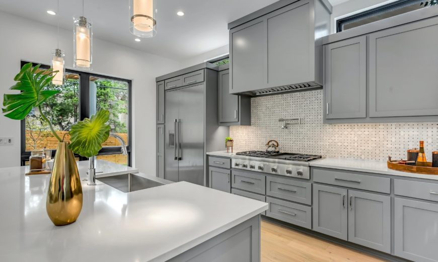 The Most Popular Granite Colors to Use In The Kitchen In 2021