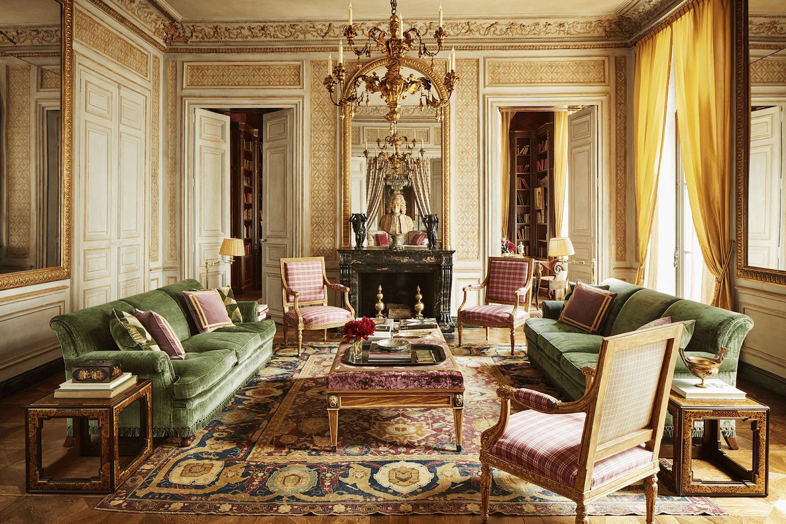 Parisian Eclectic Decor Ideas