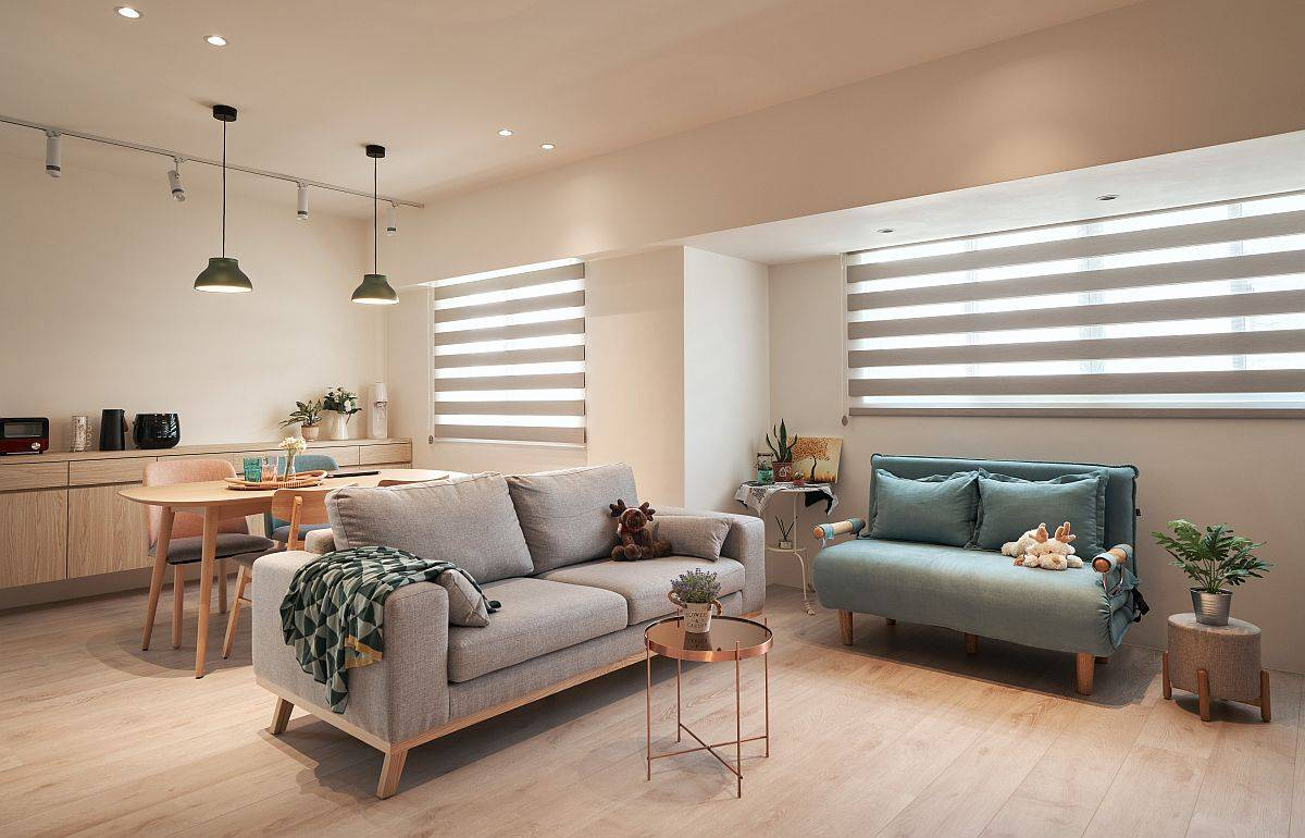 Contemporary-refurbishment-of-small-apartment-in-Taipei-with-a-neutral-backdrop-and-wooden-flooring-26691