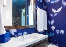 Energetic-deep-blue-wallpaper-with-nature-centric-motif-steals-the-spotlight-in-here-75662-217x155