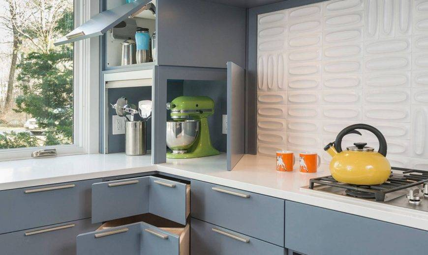 20 Space-Savvy Solutions for Small Kitchens to Improve your Home