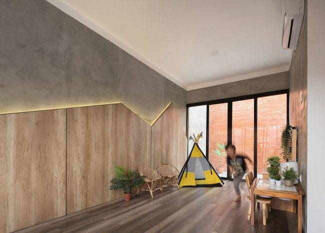 LED-strip-lighting-wooden-accents-and-concrete-walls-create-a-fabulous-kids-room-13608-217x155
