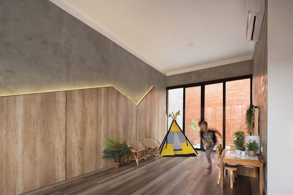 LED-strip-lighting-wooden-accents-and-concrete-walls-create-a-fabulous-kids-room-13608