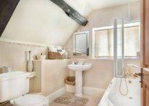 Modern-influences-coupled-with-farmhouse-style-in-the-small-attic-level-bathroom-91143-217x155