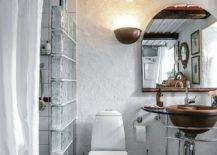 Textured-walls-along-with-fabulous-sink-in-metal-make-an-impact-in-here-59362-217x155