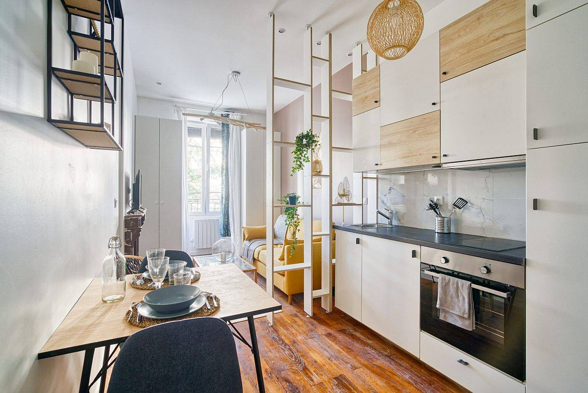 Tiny-kitchen-and-dining-area-of-the-home-with-original-parquet-flooring-intact-62167