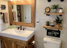 Tiny-white-and-wood-bathroom-in-farmhouse-style-46759-217x155