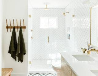 Bathroom Patterns Trending this Season: Make a Style Statement