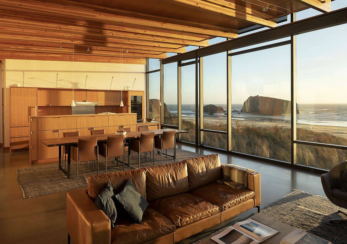Wooden-ceiling-floor-to-ceiling-glass-walls-and-modern-decor-complete-the-living-room-with-awesome-ocean-views-38557