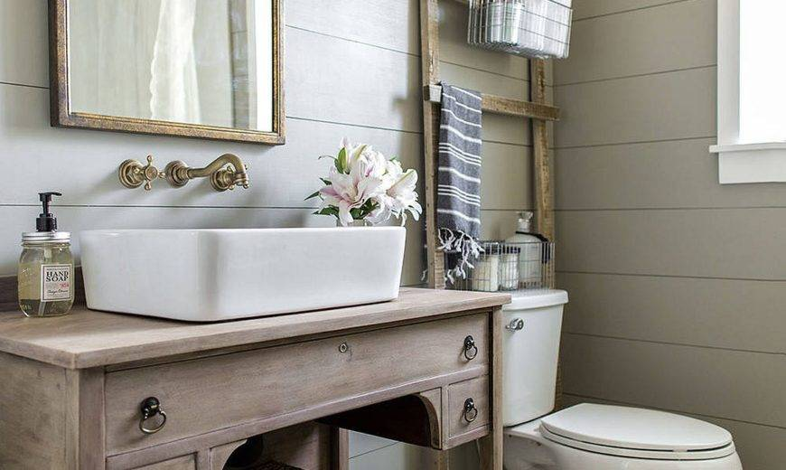 20 Best Small Farmhouse Bathroom Design Ideas with a Difference