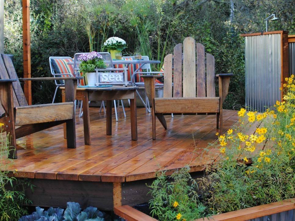 outdoor deck patio ideas
