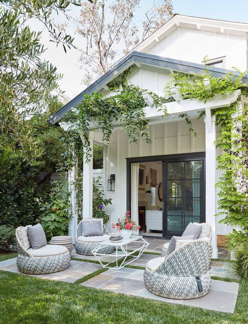 small patio deas