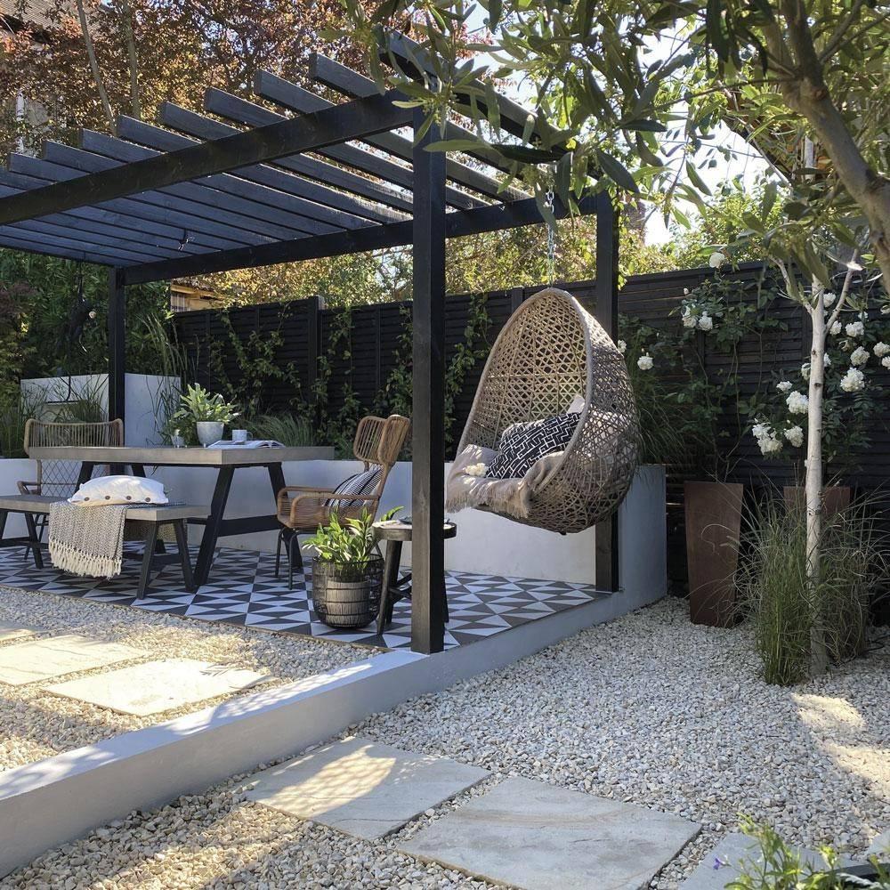 patio small garden ideas