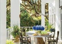 southern porche