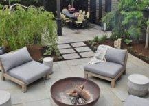 raditional outdoor patio design
