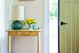 How To Make The Most Of Your Apartment Entryway