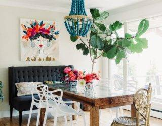 How To Tastefully Mismatch Your Dining Chairs