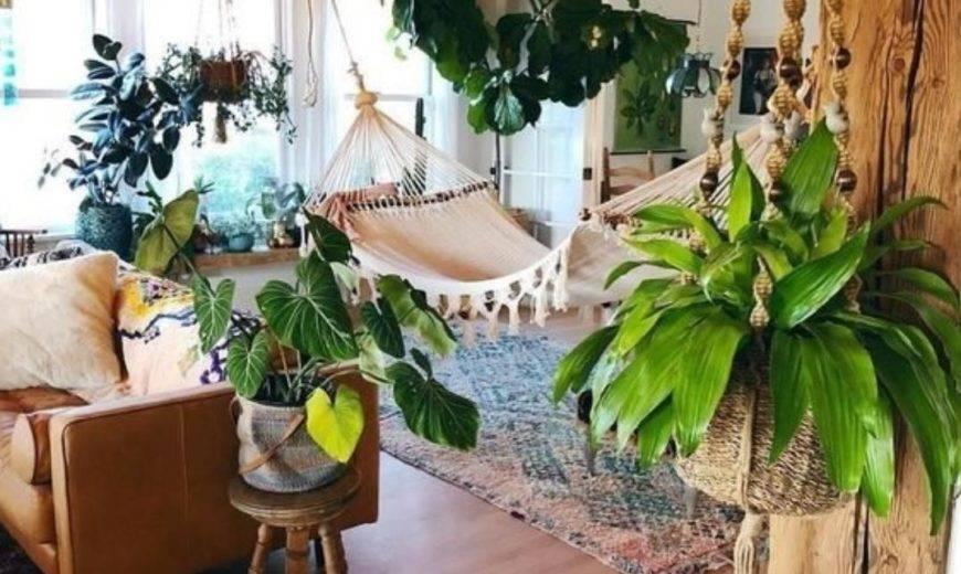10 Inspirations For A Boho Living Room