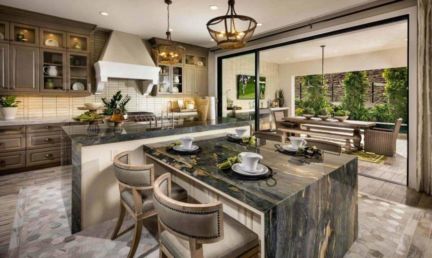 Key Elements Of A Low-Maintenance Kitchen Design