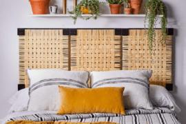 Unique Bedroom Headboard Ideas