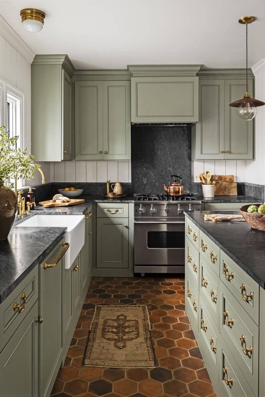 Elements of a Low-Maintenance Kitchen Design