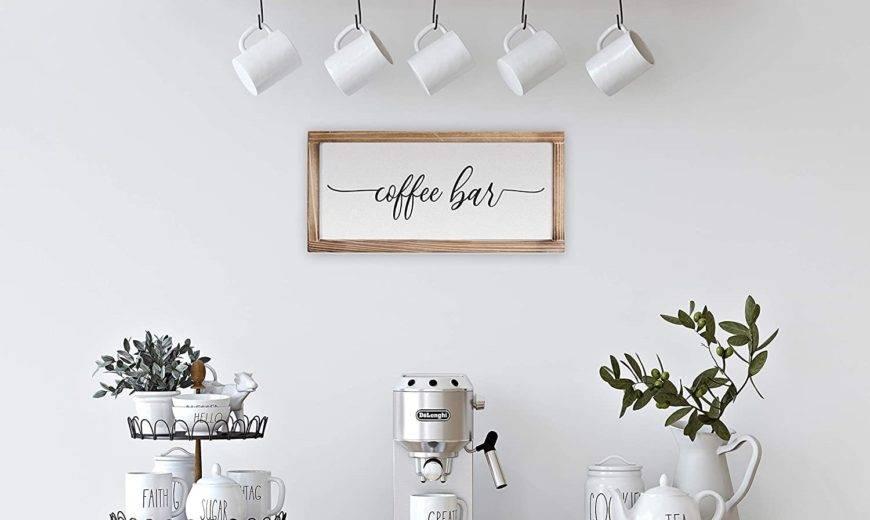 6 Stimulating Coffee Station Ideas