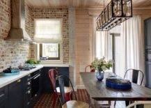 Brick-and-wood-walls-look-just-classy-in-the-modern-farmhouse-kitchen-92455-217x155