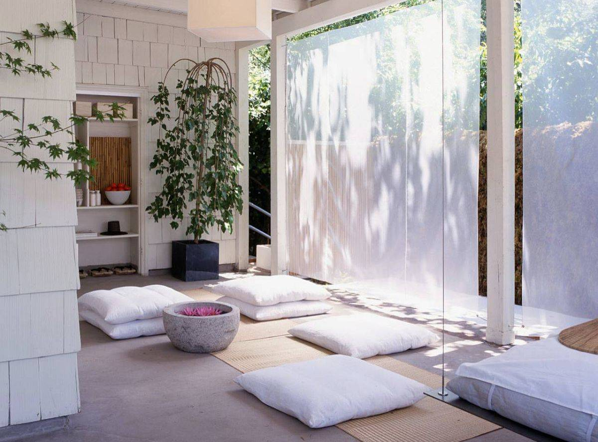 Charming-and-calming-yoga-space-keeps-things-simple-with-floor-cushions-in-white-and-ample-natural-light-10116