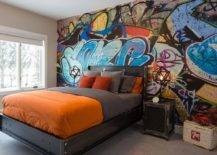 Colorful-grafitti-wall-makes-the-biggest-impact-in-this-edgy-teen-bedroom-94125-217x155