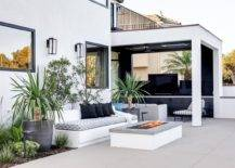 Comfy-contemporary-outdoor-built-in-bench-with-a-gorgeous-fireplace-next-to-it-65941-217x155