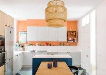 Contemporary-kitchen-in-white-with-accent-wall-feature-in-Tangerine-Color-of-the-year-not-too-long-ago-47566-217x155