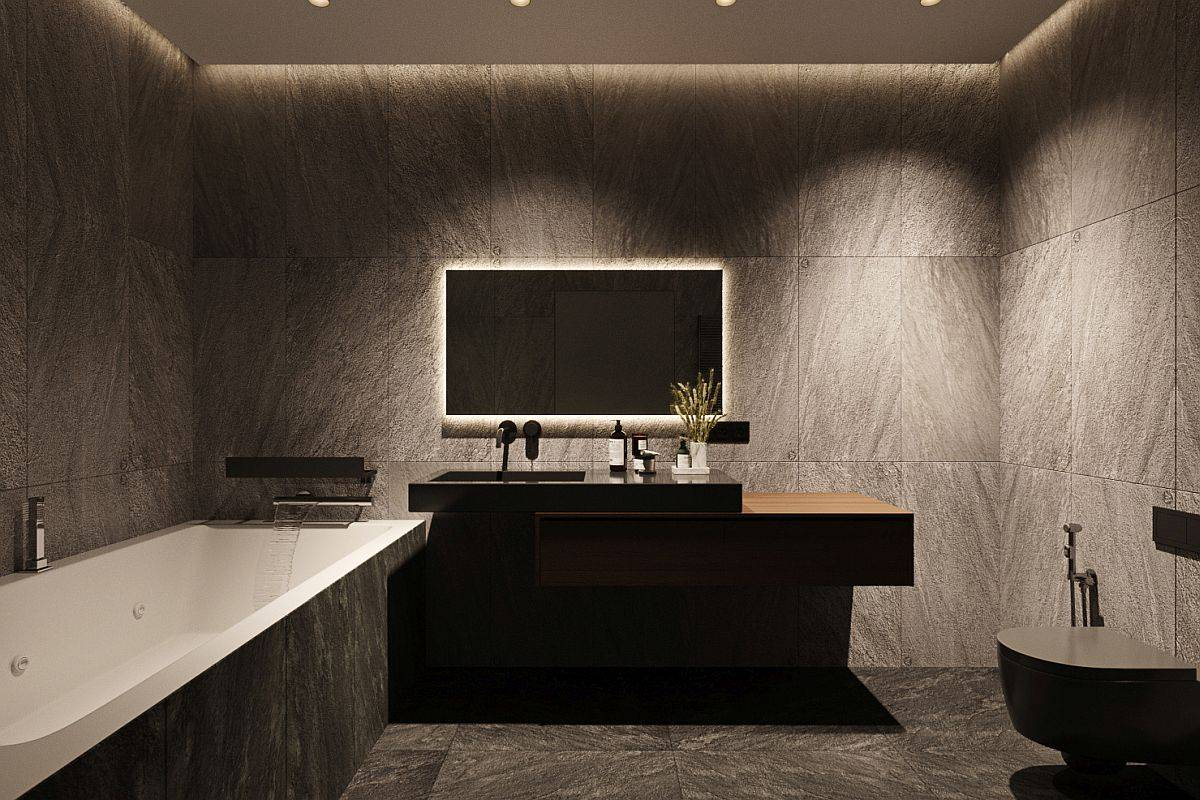 Dark-and-dashing-bathroom-is-just-captivating-and-beats-the-usual-bathrooms-in-light-hues-76196