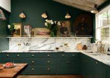 Deep-green-combined-with-metallics-makes-for-a-trendy-and-dashing-traditional-kitchen-61873-217x155