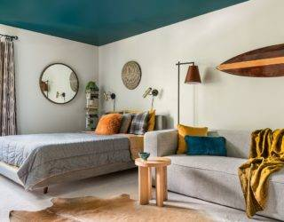 Hip Teen Bedroom Styles that Wow with an Edgy Modern Vibe