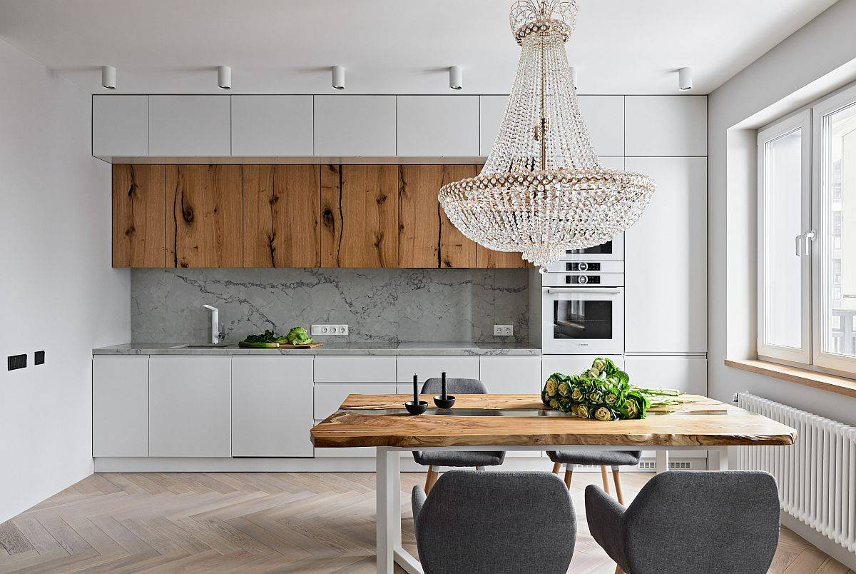 Live-edge-table-and-woodsy-cabinets-add-a-cozy-appeal-to-the-white-kitchen-51383