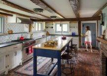 Low-ceiling-of-this-restored-farmhouse-kitchen-with-modern-touches-adds-something-special-to-the-setting-63895-217x155