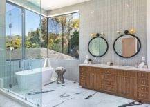 Marble-floors-easily-steal-the-spotlight-in-this-contemporary-LA-bathroom-43705-217x155