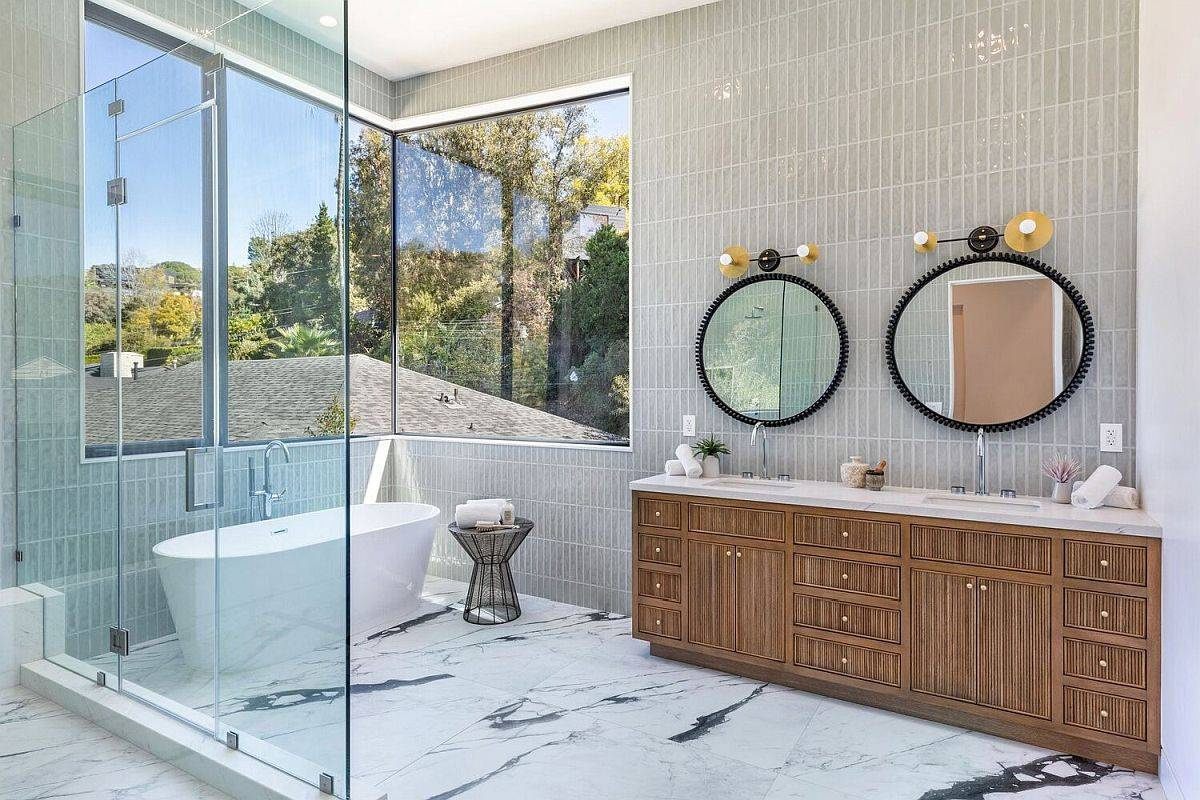 Marble-floors-easily-steal-the-spotlight-in-this-contemporary-LA-bathroom-43705