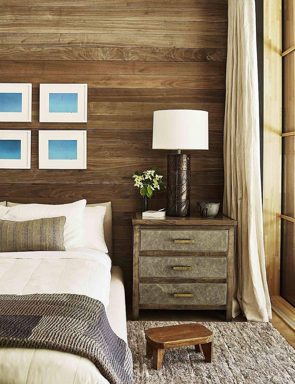 Warna-warna-dinding-kayu-dan-tekstur-mewah-beri-ini-kamar tidur-sempurna-dan-nyaman-musim gugur-47287