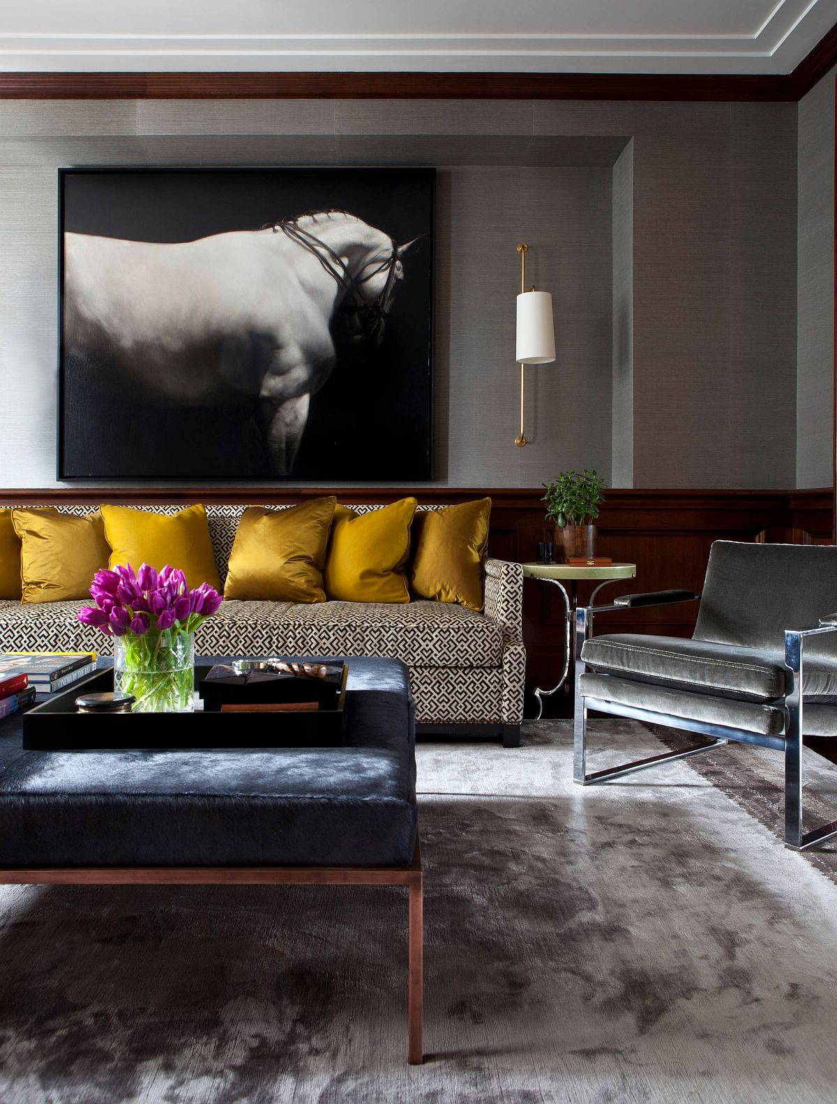 Polished-living-room-with-luxurious-gold-throw-pillows-that-make-a-bold-visual-statement-48903