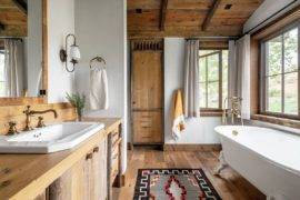 Best Fall Bathrooms Trends with a Difference: Relaxing and Refined