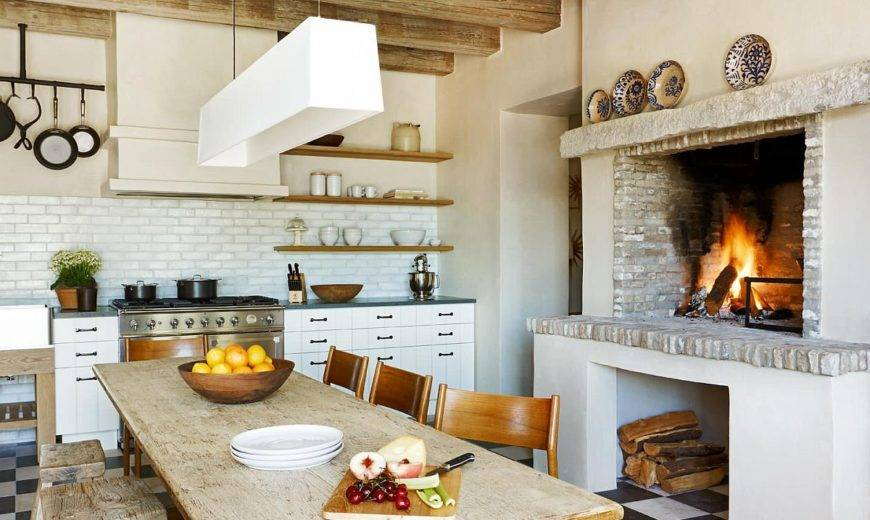 15 Small Eat-in Kitchens Perfect for Every Home: Social and Space-Savvy