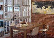 Small-industrial-dining-room-and-living-area-is-separated-by-reclaimed-wooden-windows-partition-76274-217x155