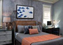 Snazzy-industrial-style-teen-bedroom-with-gray-concrete-alls-and-fabulous-industrial-lighting-53112-217x155