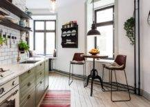 Tiny-breakfast-zone-for-two-inside-the-small-kitchen-of-Stockholm-apartment-with-a-neutral-color-palette-47490-217x155