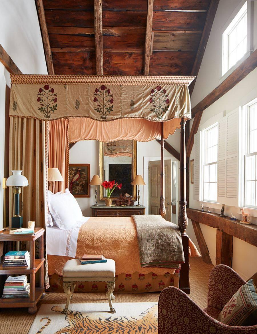Sentuhan-keindahan-abadi-dikombinasikan-dengan-keanggunan-musim gugur-di-kamar tidur-16817