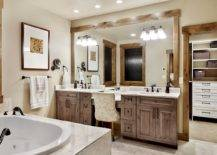 Vanity-and-the-wooden-frames-add-rustic-beauty-to-this-modern-bathroom-60828-217x155