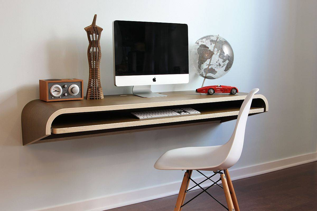 Wall-mounted-floating-wooden-desk-for-dektop-as-you-work-from-home-83612