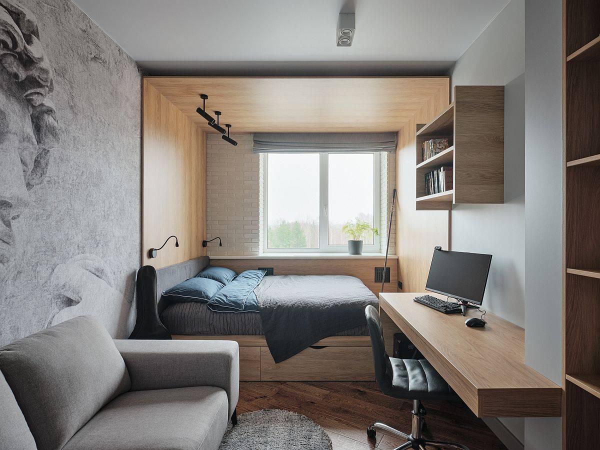 Ceruk-kayu-untuk-tempat-tidur-bawa-penyimpanan-tambahan-di-kamar-remaja-canggih-ini-27247