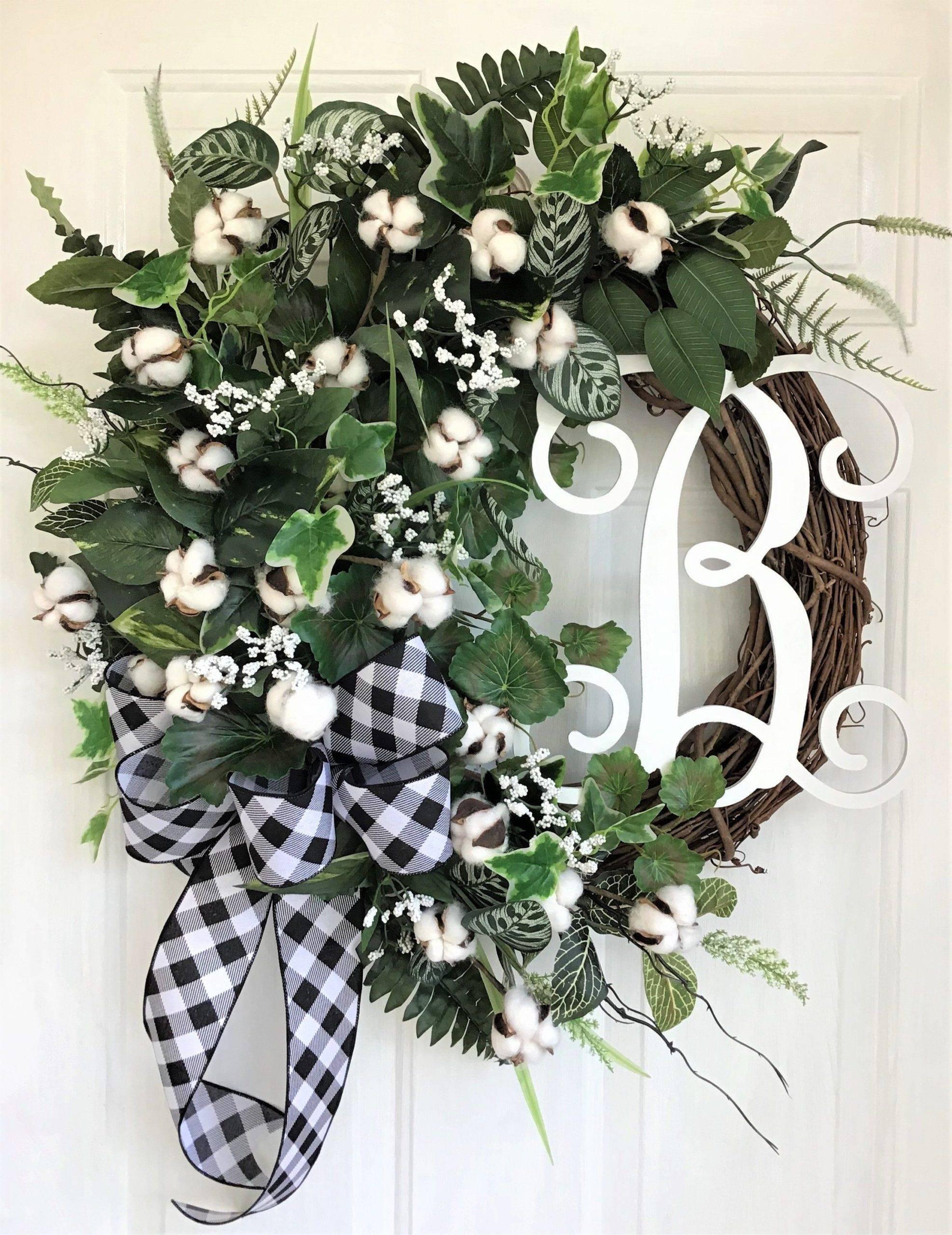 Fall Wreath Ideas For Doors